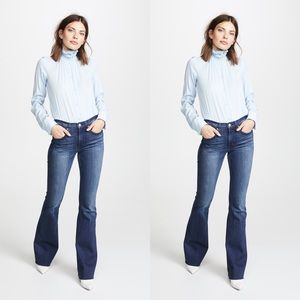 Anthropologie McGuire Denim Majorelle Flare Jeans